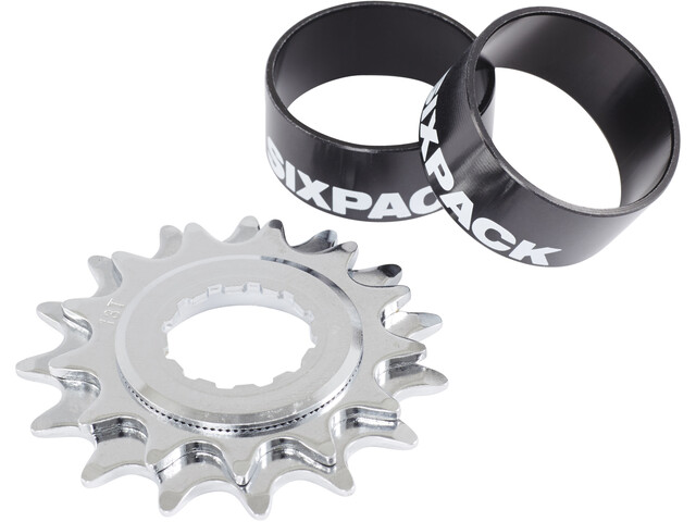 Sixpack Single Speed Kit black